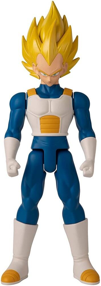 "Dragonball Super Limit Breaker - Bandai America - DragonBall Super Limit Breaker Super Saiyan Vegeta 12"" Action Figure"