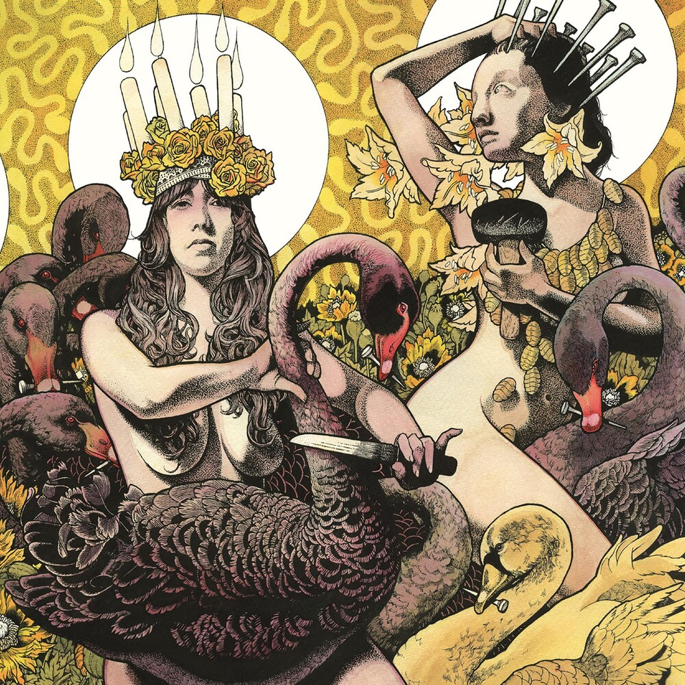 Baroness - Yellow & Green (Pict)