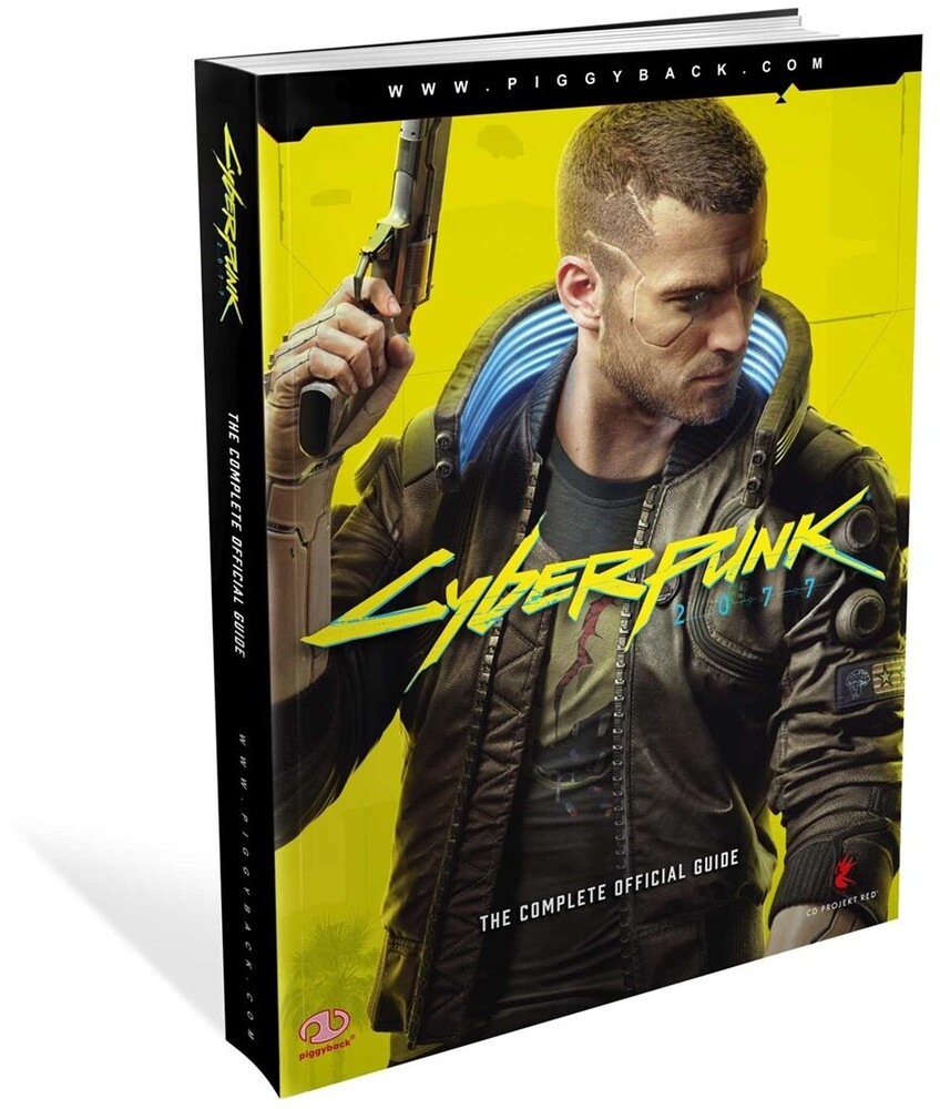 Piggyback - Cyberpunk 2077: The Complete Official Guide