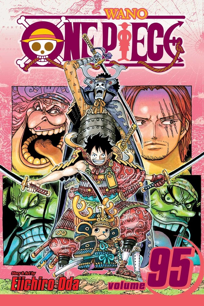 Oda, Eiichiro - One Piece, Vol. 95