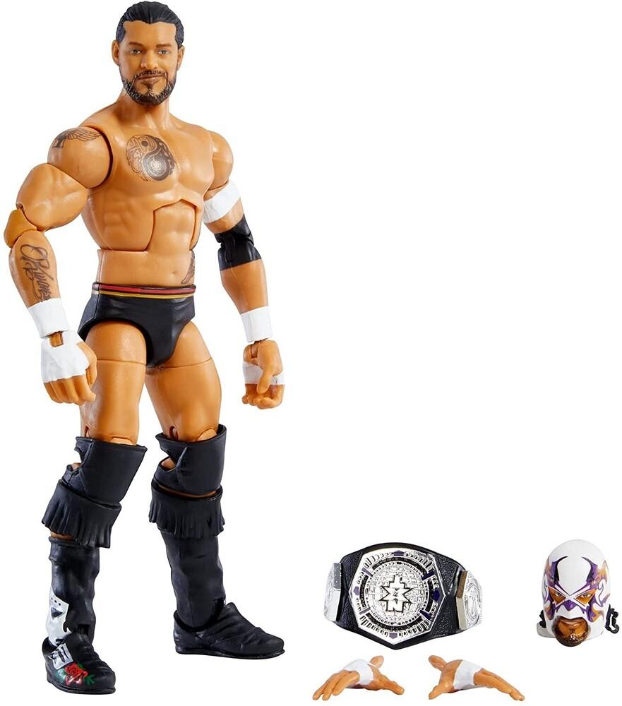 WWE - Mattel Collectible - WWE Elite Figure Santos Escobar