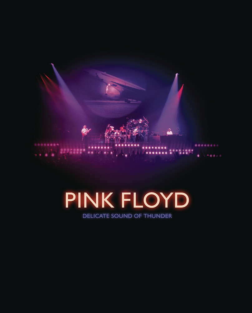 Pink Floyd - Delicate Sound Of Thunder: Remastered [Blu-ray]