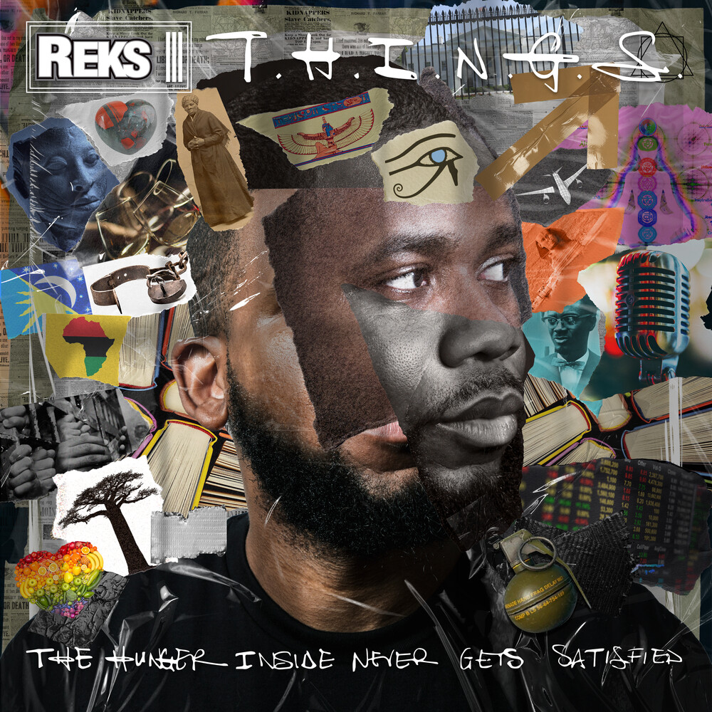 Reks - T.H.I.N.G.S. (Hunger Insider Never Gets Satisfied)