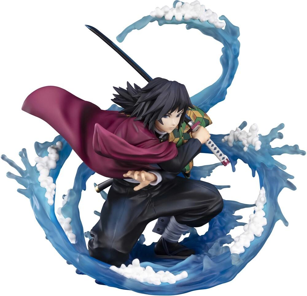 Tamashi Nations - Tamashi Nations - Demon Slayer - Tomioka Giyu -Water Breathing, BandaiSpirits Figuarts Zero