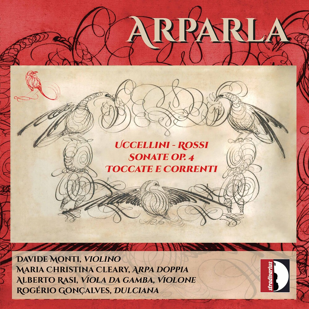 Rossi / Arparla - Sonate 4