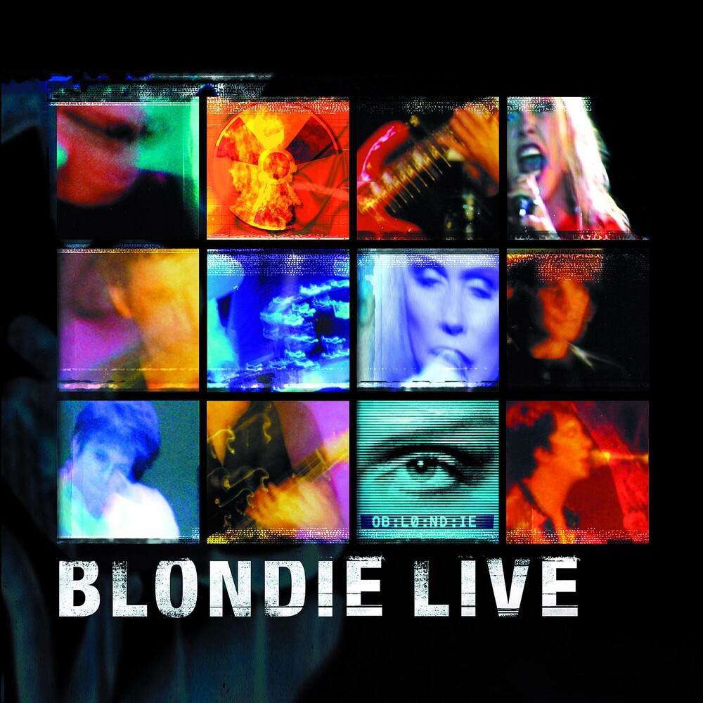 Blondie - Live (W/Cd)