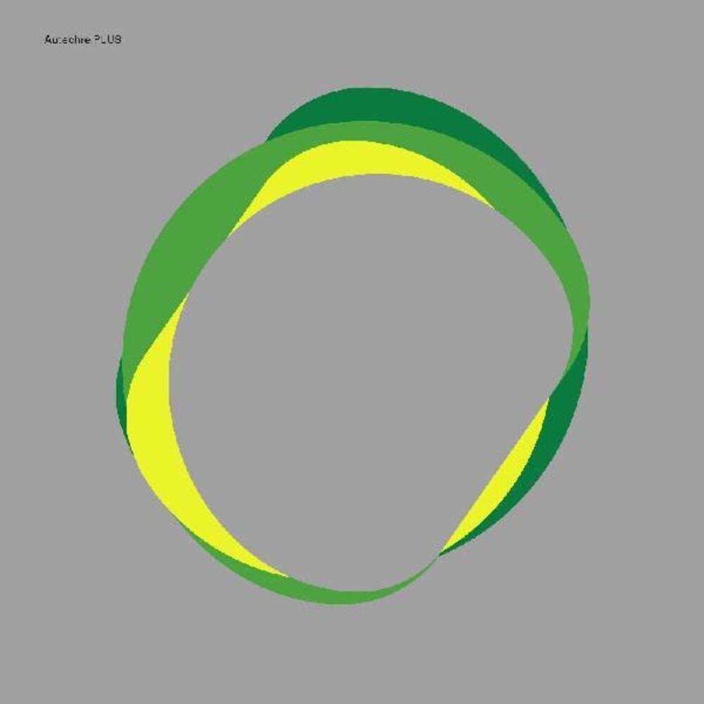 Autechre - Plus [LP]