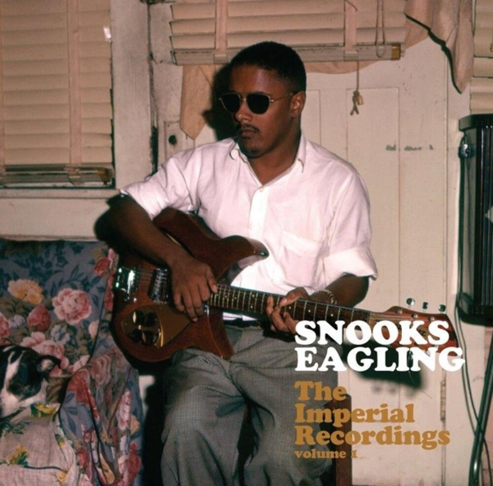 Snooks Eagling - Imperial Recordings 1