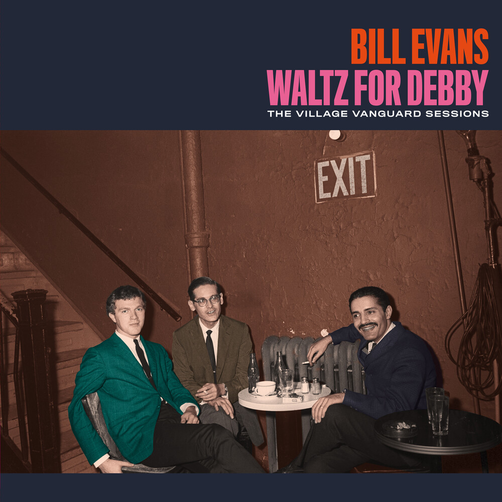 Bill Evans - Waltz For Debby: The Village Vanguard Sessions [180-Gram Colored Vinyl With Bonus Tracks]