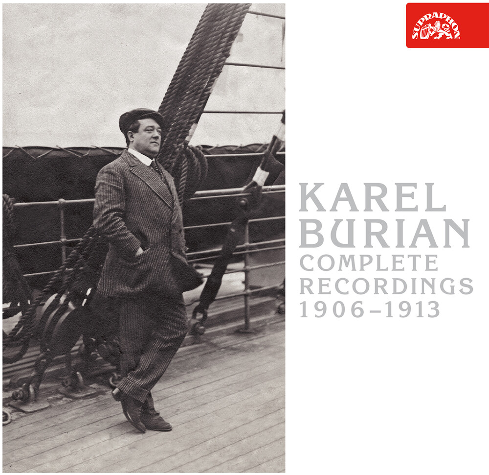Complete Recordings 1906-1913 / Various - Complete Recordings 1906-1913
