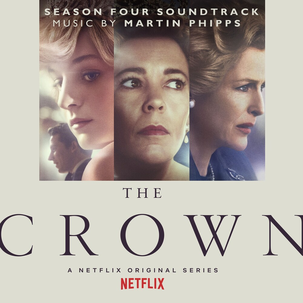 Martin Phipps Uk - The Crown (Season Four Soundtrack)