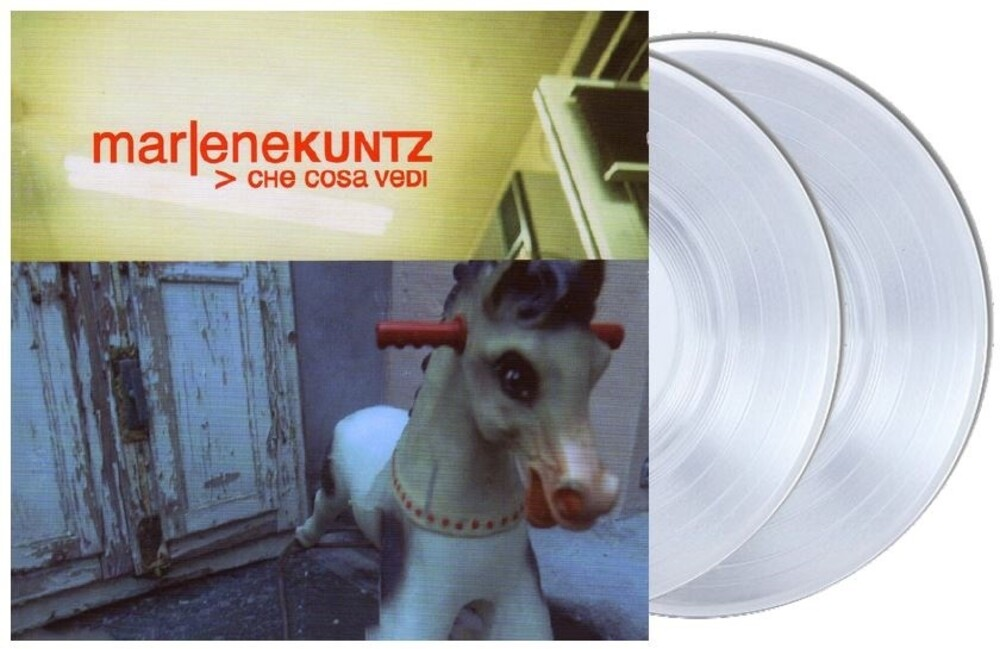 Marlene Kuntz - Che Cosa Vedi: 20 Anniversario (Clear Vinyl)