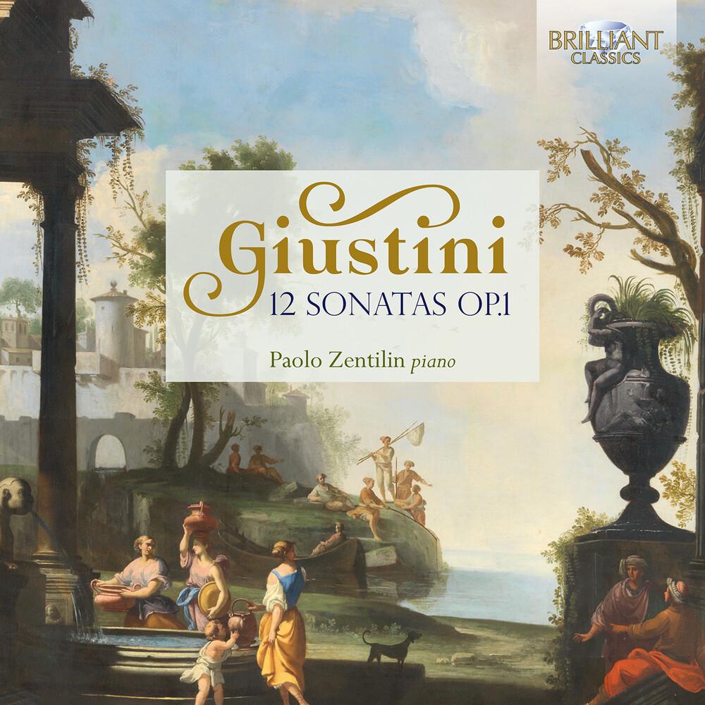 Giustini / Zentilin - 12 Sonatas 1 (3pk)