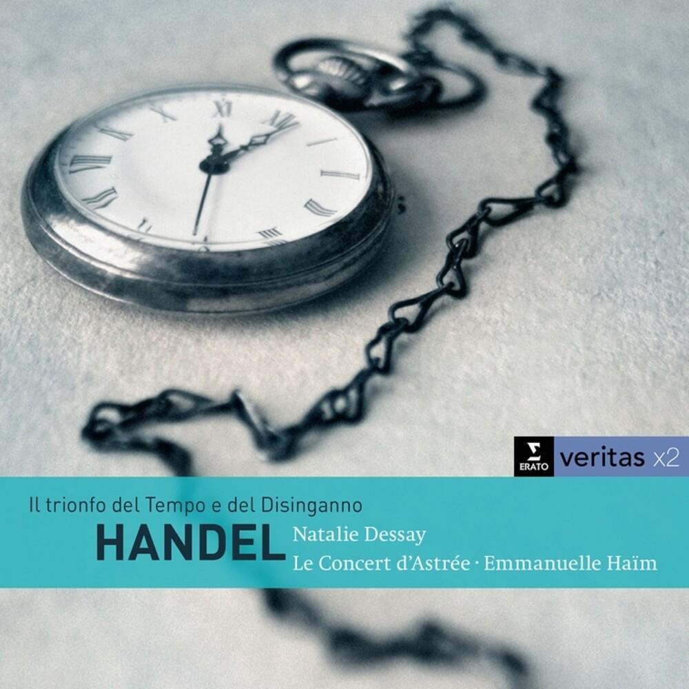 Dessay, Natalie / Le Concert D'Astree - Handel Il Trionfo Del Tempo E Del Disinganno