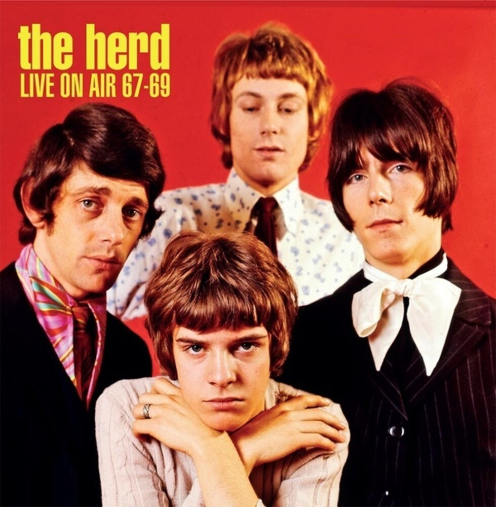 Herd - Live On Air
