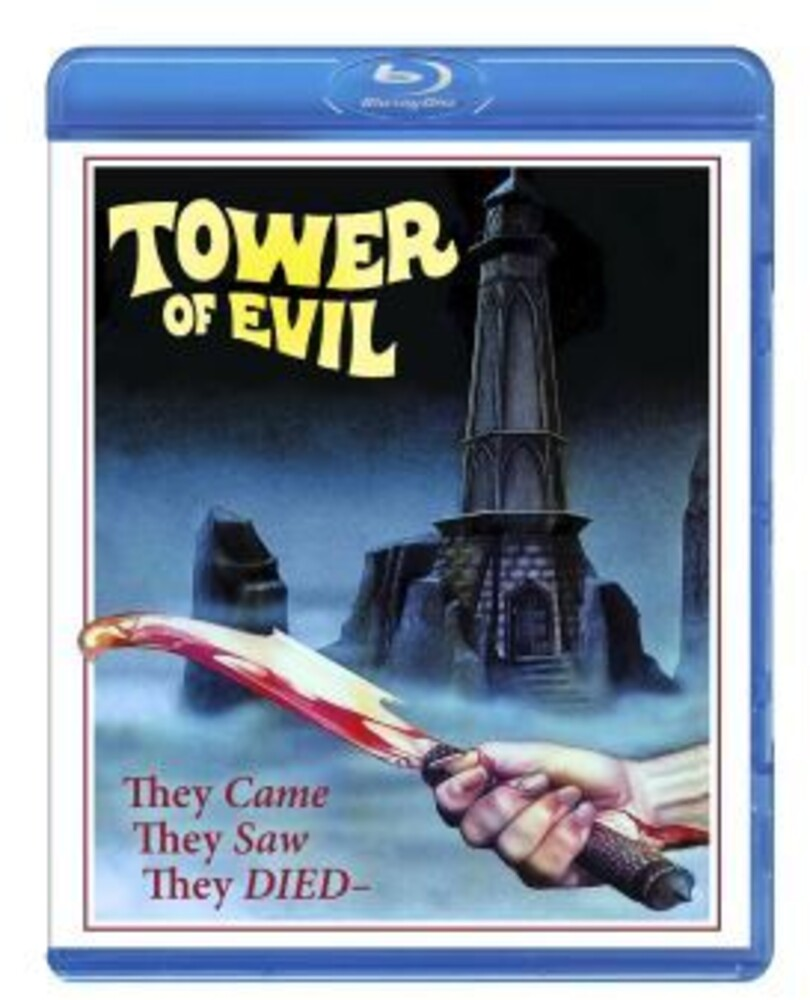 Tower of Evil (1972) - Tower Of Evil (1972) / (Spec)