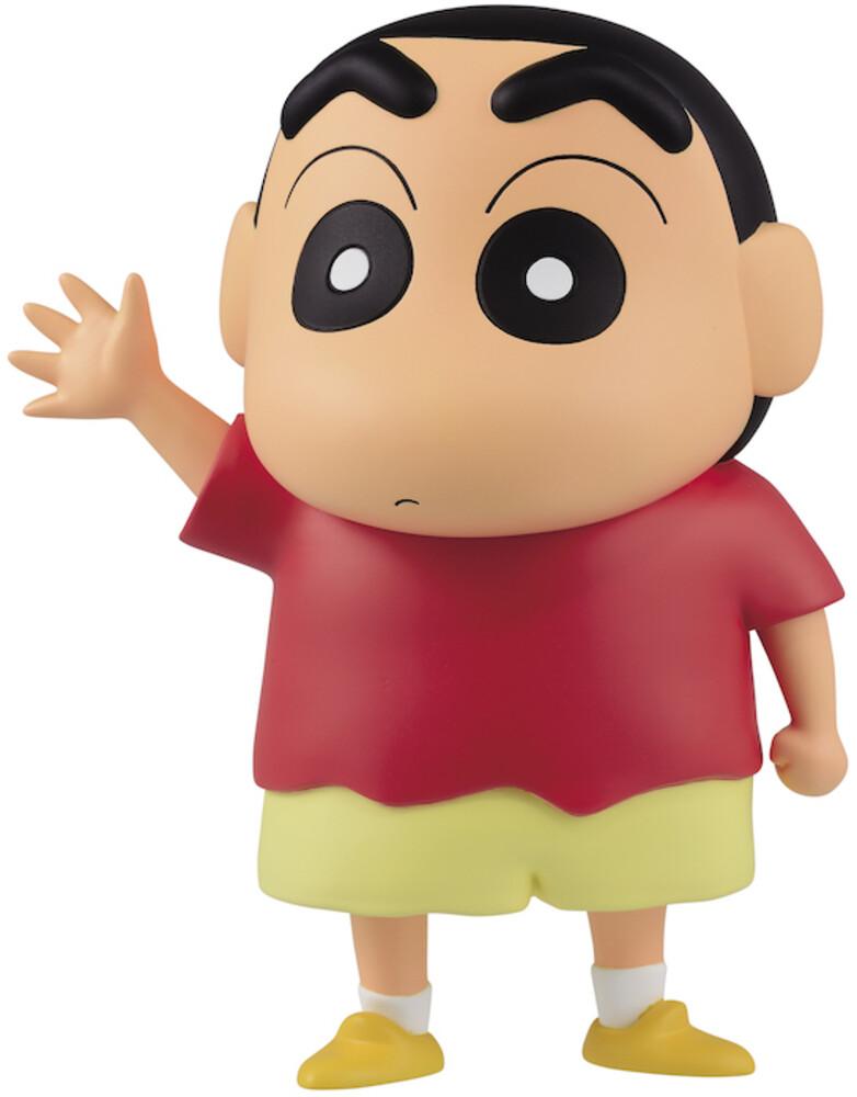 Banpresto - Crayon Shinchan Sofubi Shinnosuke Nohara Figure