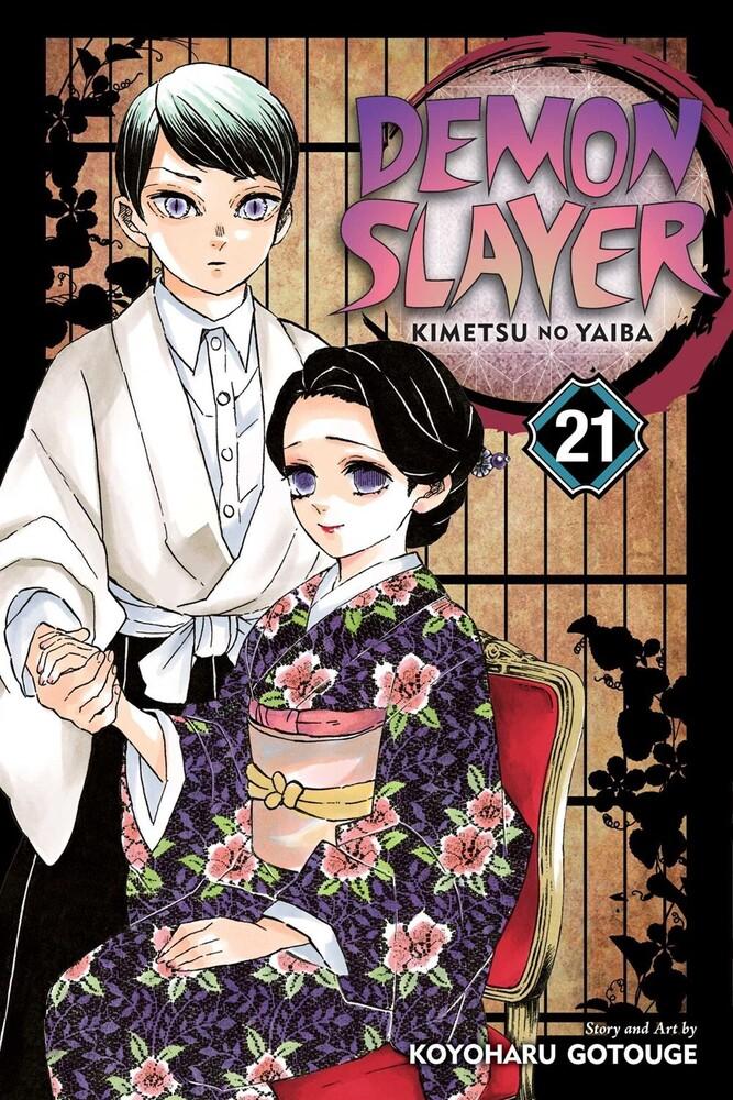 Gotouge, Koyoharu - Demon Slayer: Kimetsu no Yaiba, Vol. 21