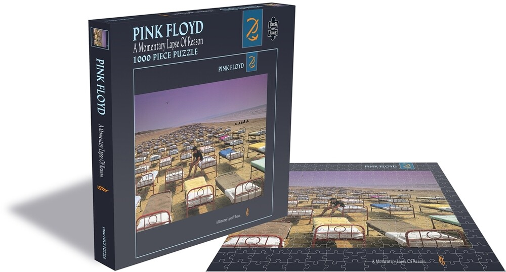Pink Floyd Momentary Lapse of (1000 PC Puzzle) - Pink Floyd A Momentary Lapse Of Reason (1000 Piece Jigsaw Puzzle)