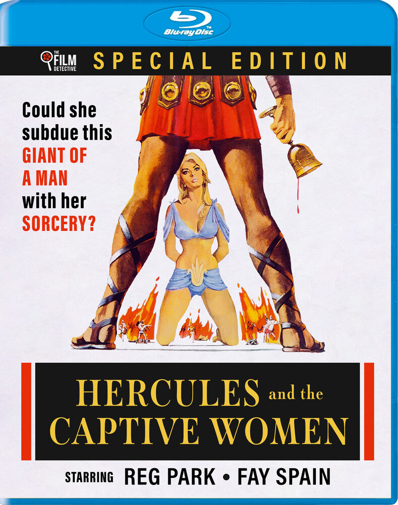 Hercules and the Captive Women (1963) - Hercules and the Captive Women (aka Hercules Conquers Atlantis)