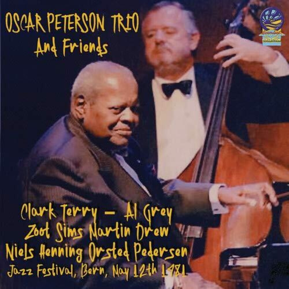 Oscar Peterson - Oscar Peterson Trio & Friends