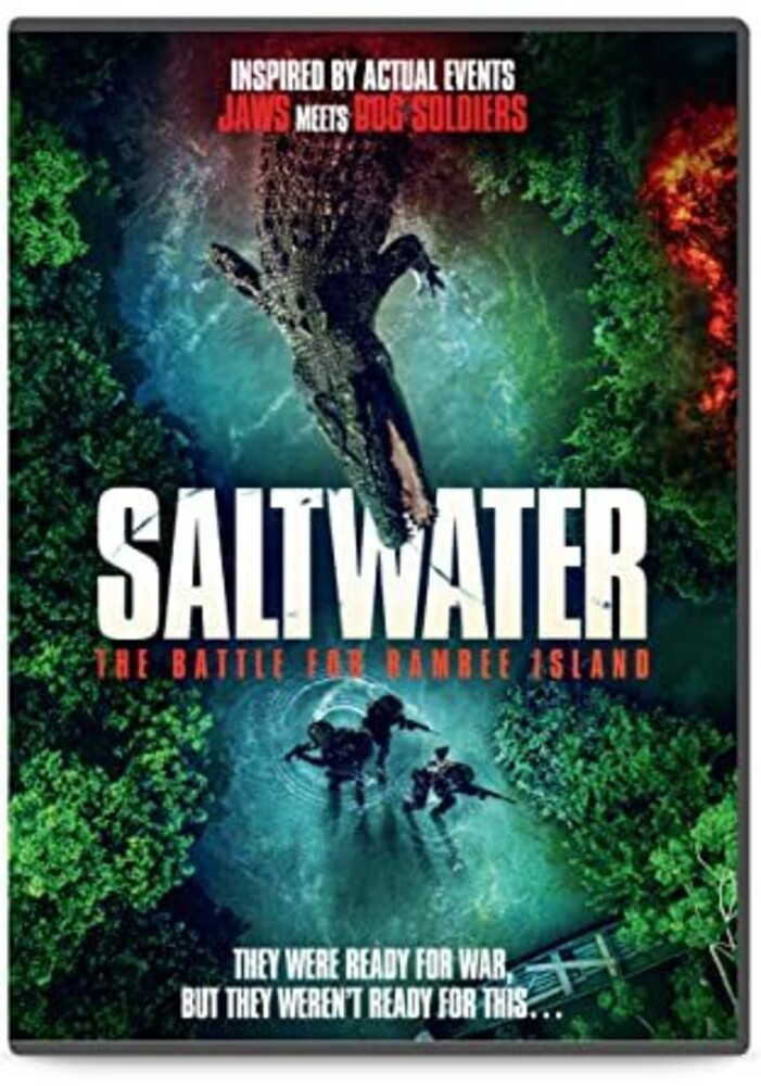 - Saltwater: The Battle For Ramree Island Dvd