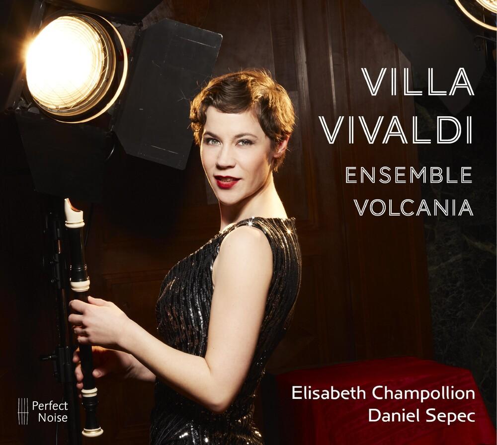 Vivaldi / Ensemble Volcania / Sepec - Villa Vivaldi
