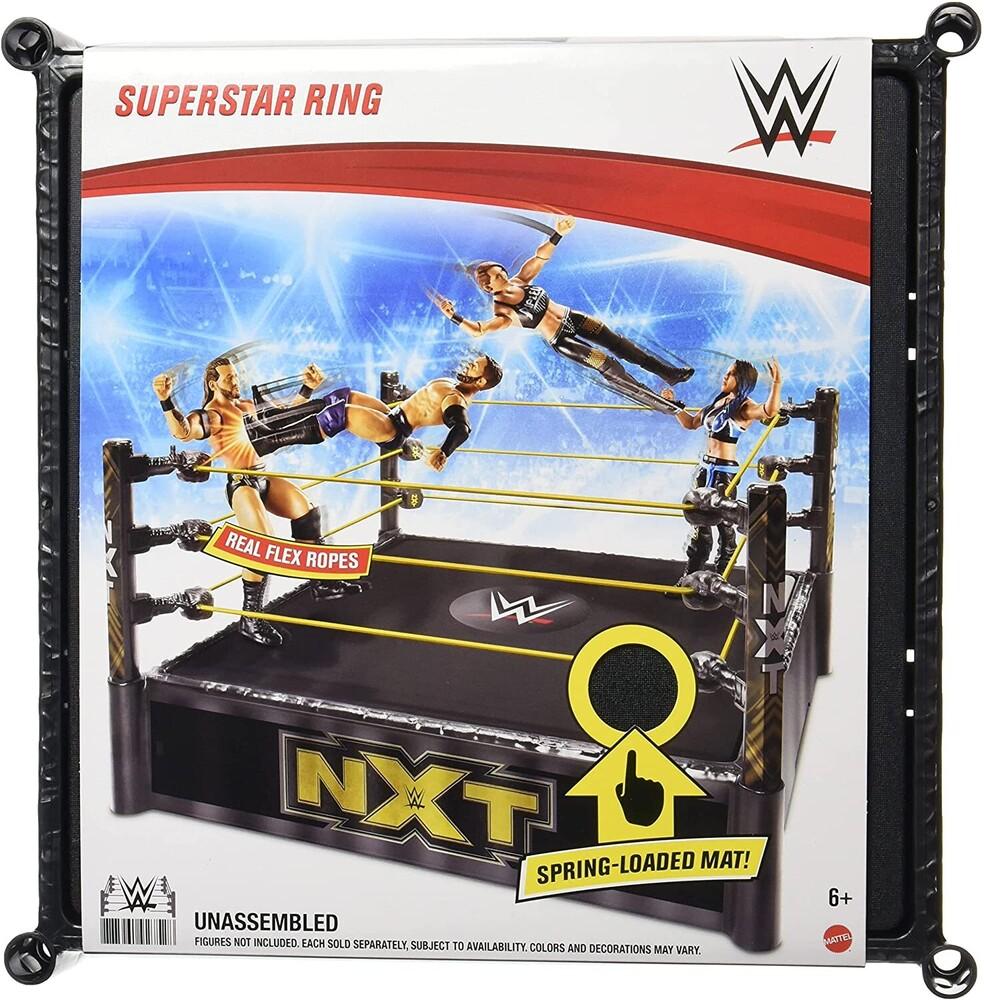 WWE - Mattel Collectible - WWE Basic Ring NXT