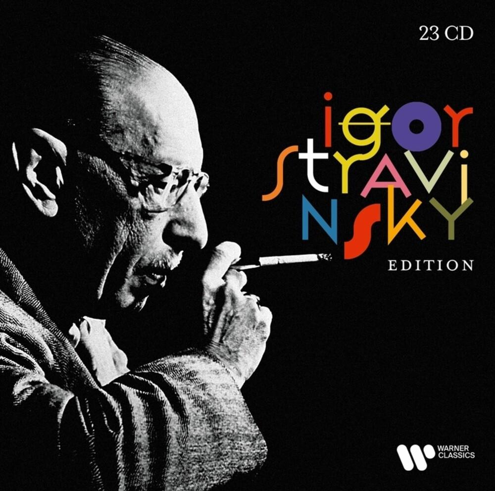 Igor Stravinsky Edition / Various - Igor Stravinsky Edition / Various