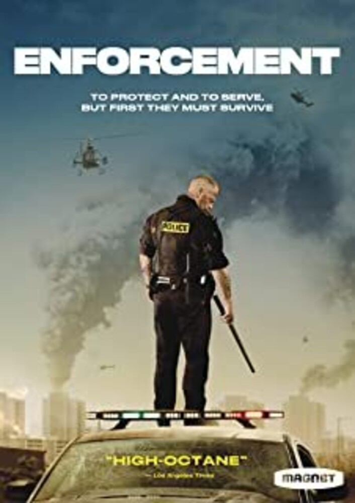 - Enforcement Dvd