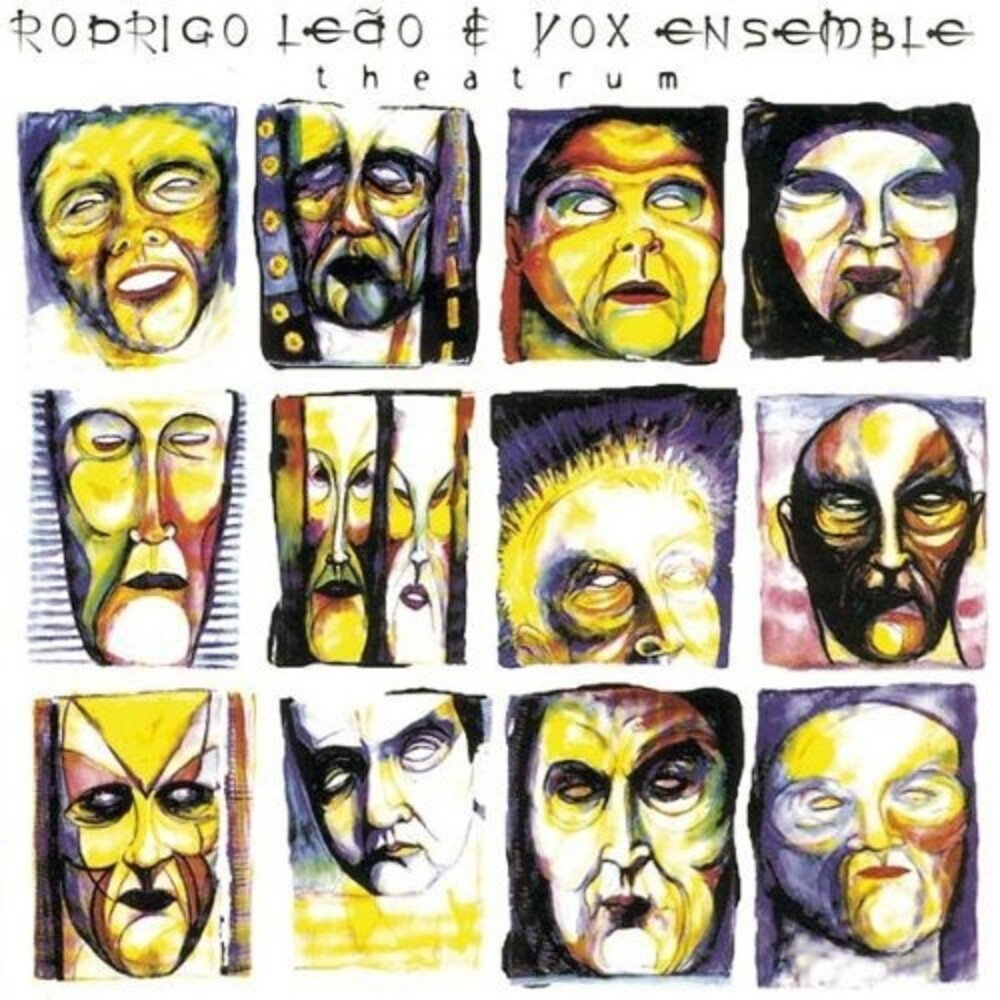 Rodrigo Leao  / Vox Ensemble - Theatrum