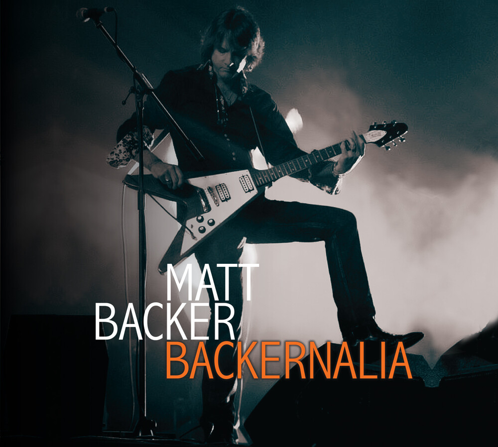 Matt Backer - Backernalia