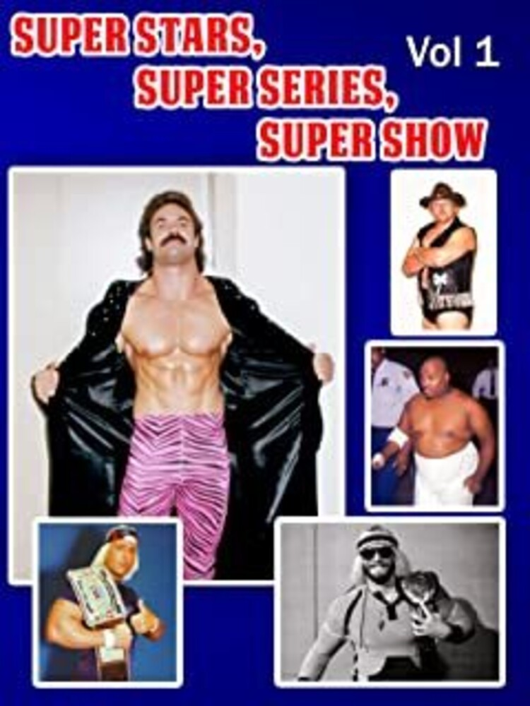 - Super Stars Super Series Super Show Vol 1
