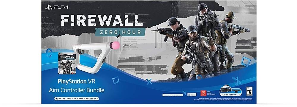 - Playstation Firewall Zero Hour Aim Controller Bundle