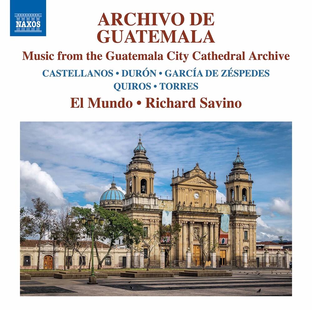 Archivo De Guatemala / Various - Archivo De Guatemala / Various