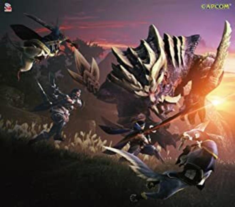 Game Music (Jpn) - Monster Hunter Rise (Jpn)