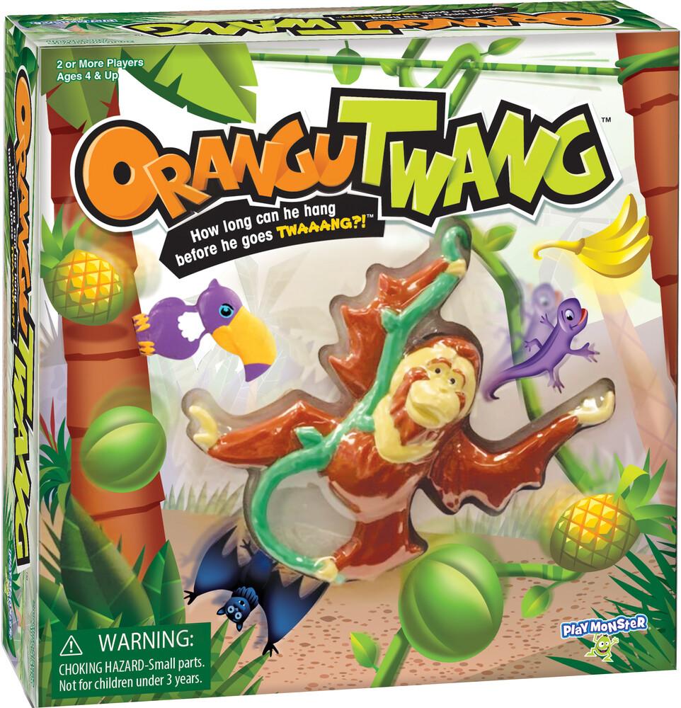 - Orangutwang How Long Can He Hang Before He Goes