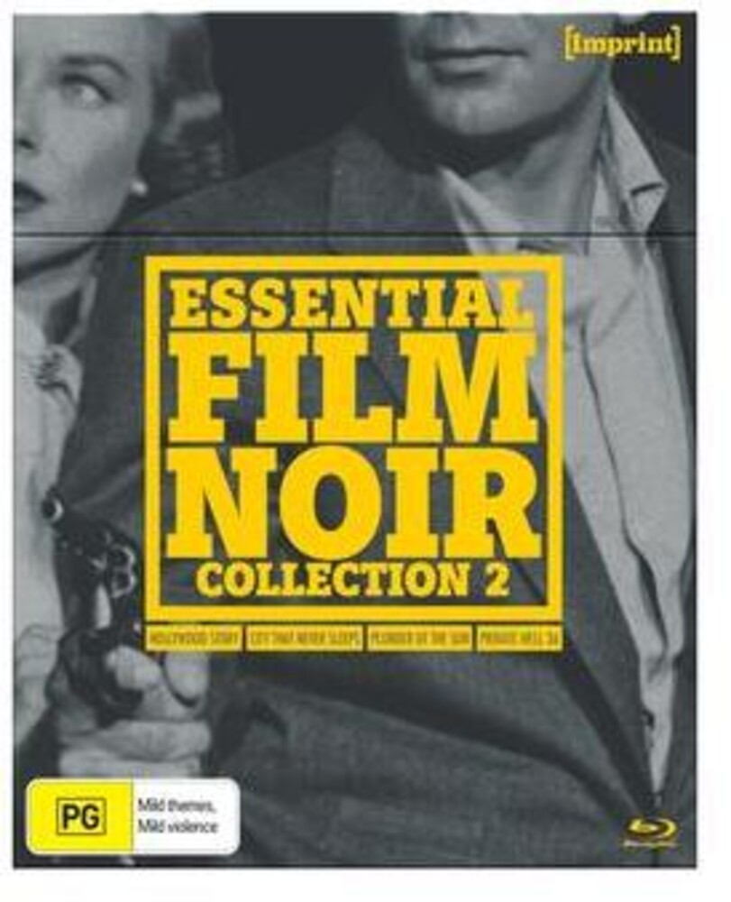 - Essential Film Noir Collection 2 (1951-1954) (4pc)