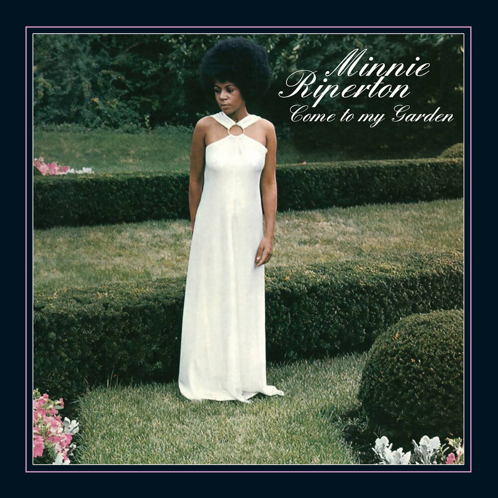 Minnie Riperton - Come To My Garden (Mod)