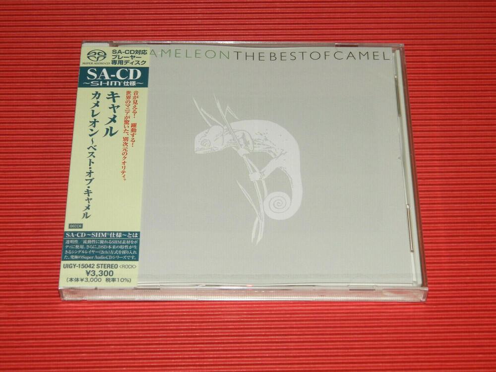 Camel - Chameleon The Best Of Camel (Shm) (Jpn) (Sl)