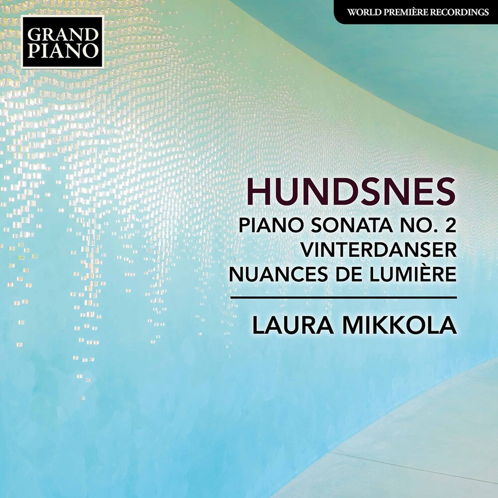 Hundsnes / Mikkola - Piano Sonata 2