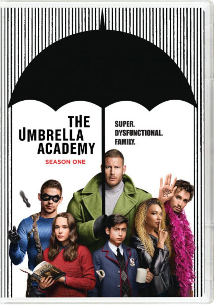 - Umbrella Academy: Season One (3pc) / (3pk)