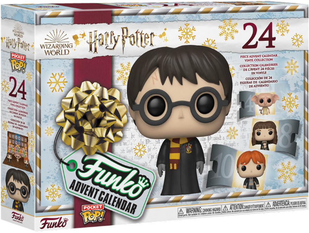 Funko Advent Calendar: - Harry Potter 2021 (Vfig)