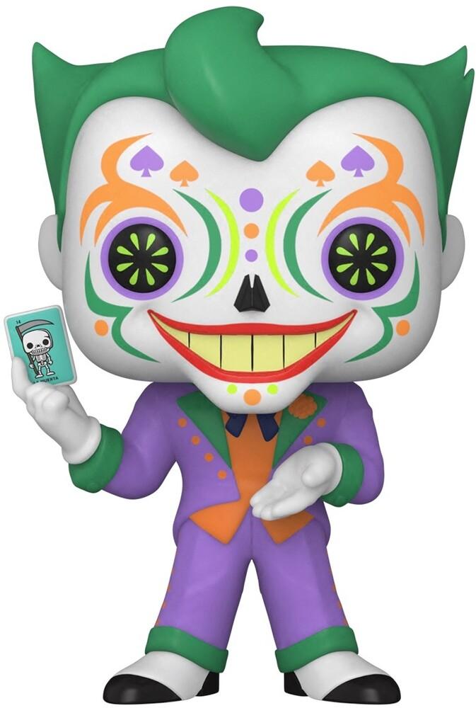 - Dia De Los Dc- Joker (Vfig)