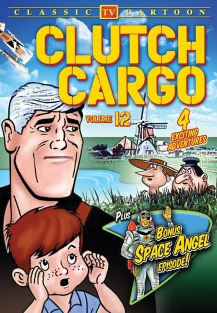 - Clutch Cargo Volume 12 / (Mod)
