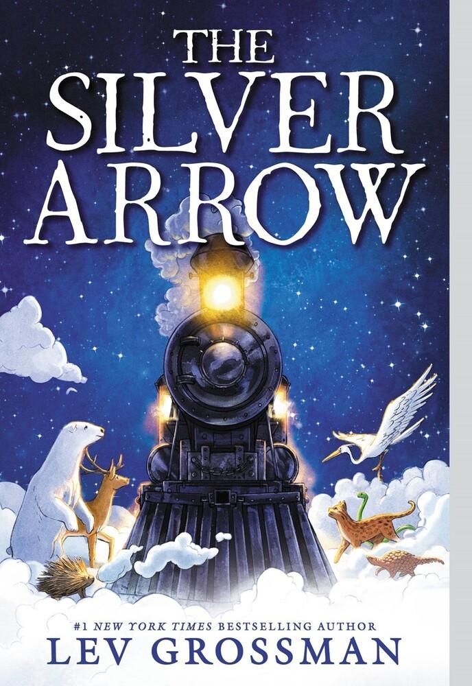 Lev Grossman - Silver Arrow (Ppbk)