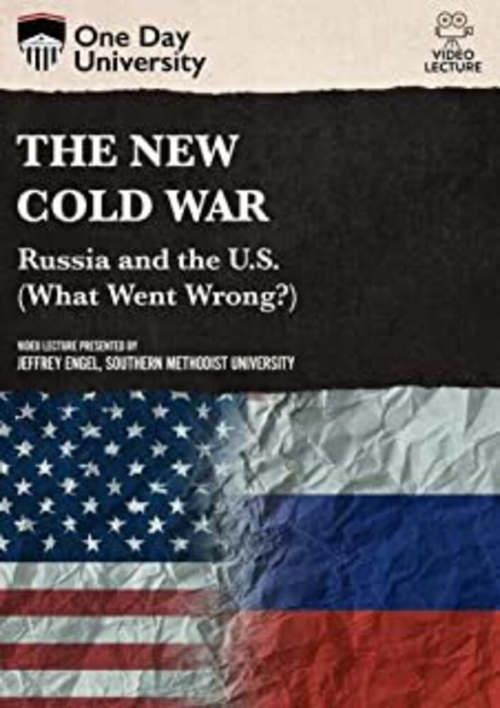 - New Cold War: Russia And The U.S