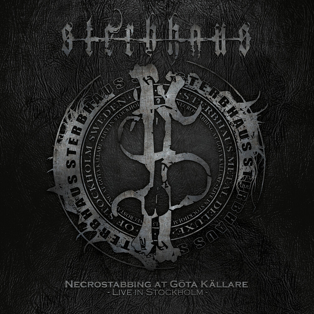 Sterbhaus - Necrostabbing At Gota Kallare - Live In Stockholm