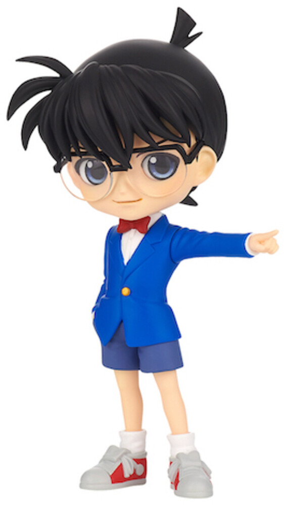 - Case Closed Conan Edogawa Q Posket Figure Ver A