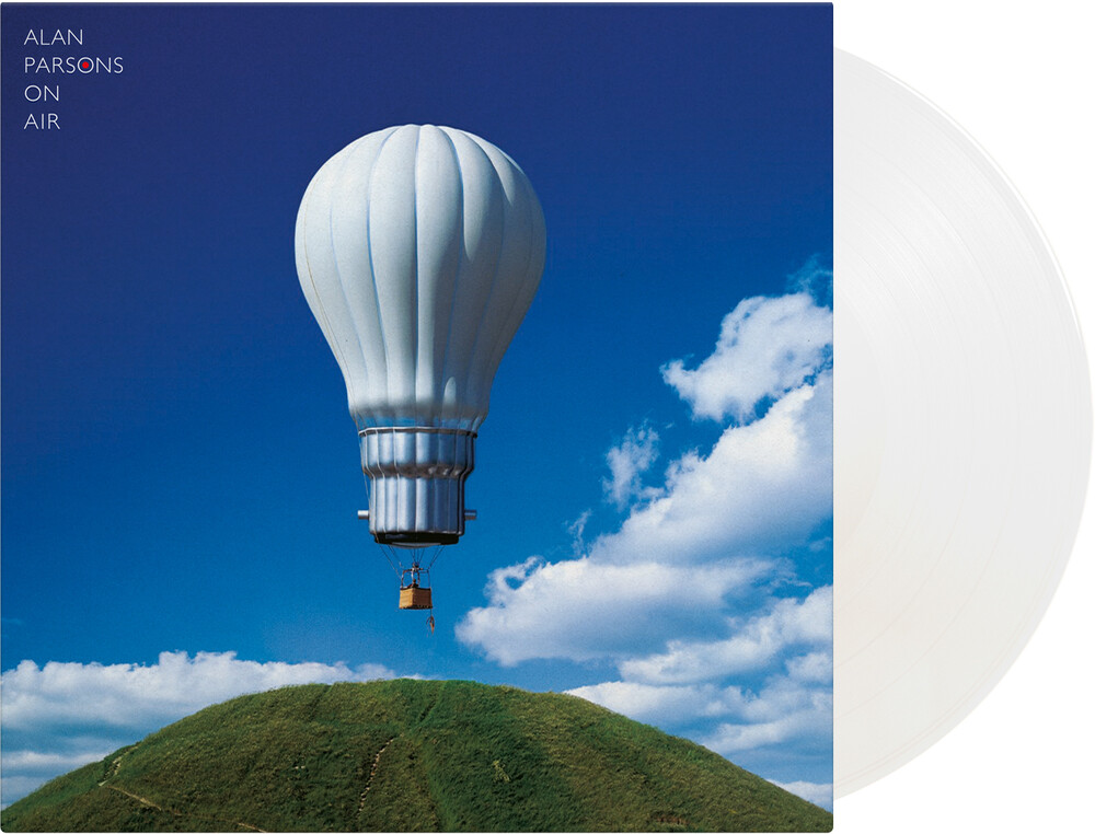 Alan Parsons - On Air [Colored Vinyl] [Limited Edition] [180 Gram] (Wht) (Hol)